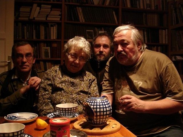 Прибыловский, Копейкин, Горбаневская, март 2012