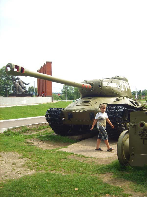 танковый музей снегири
