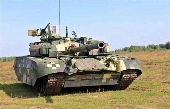 В Ростовской области замечены танки, маскирующиеся под украинские