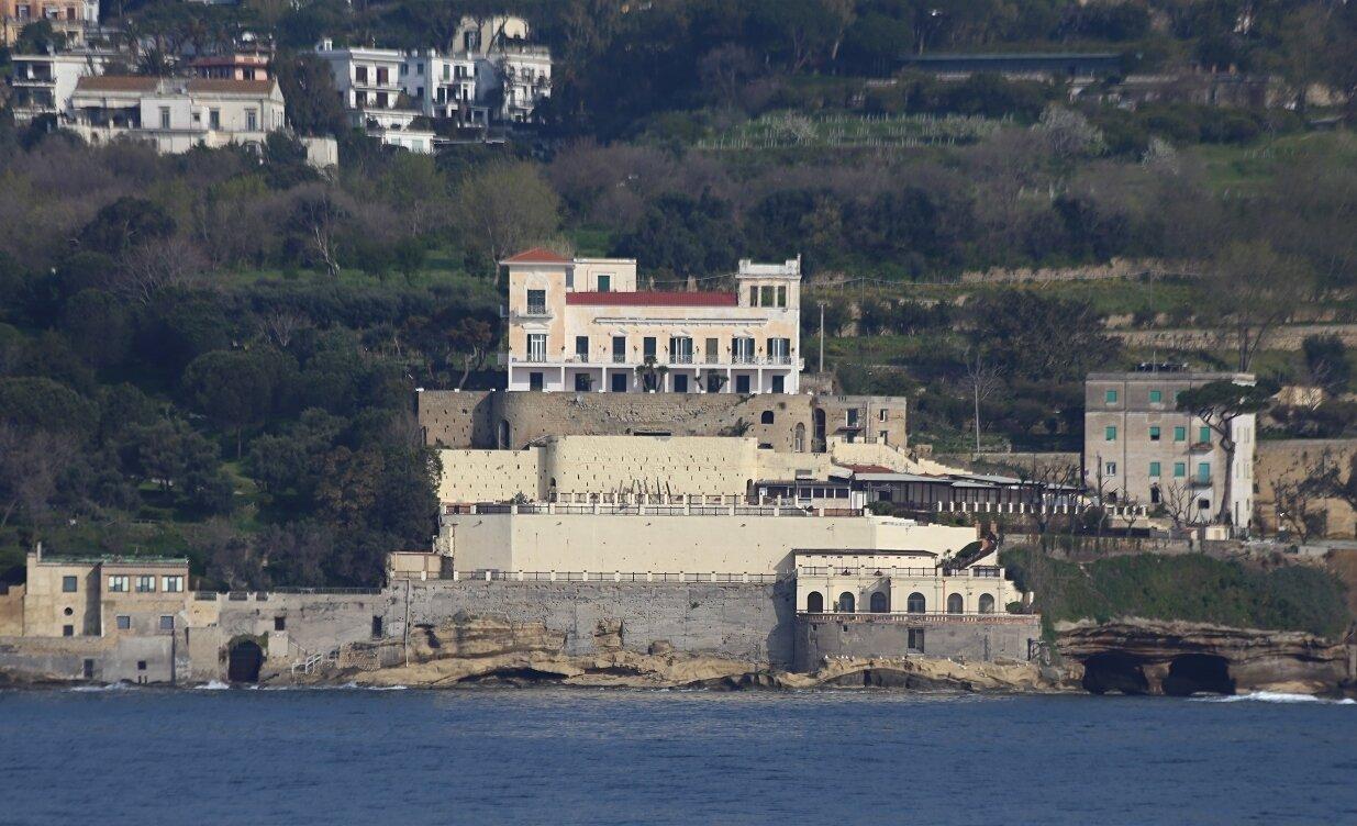 Naples. Villa Fattorusso