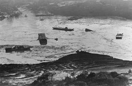 катастрофа на озере Пенёр