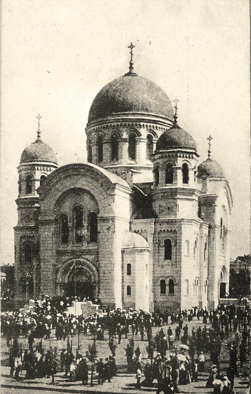 Вид на Новый собор