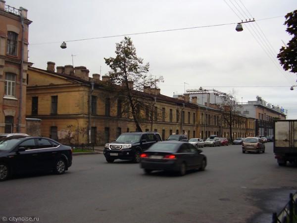 Звенигородская 7Б