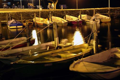 Спящие лодки