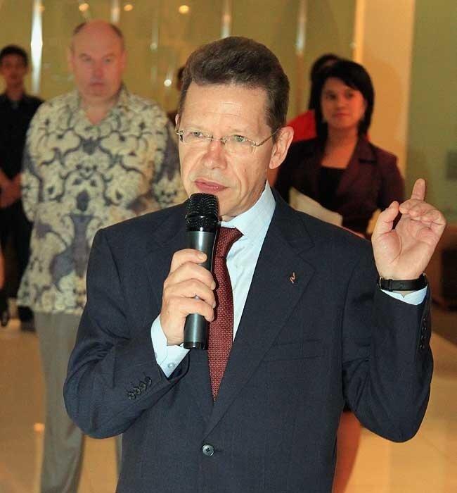 посол РФ в Джакарте Александр Иванов