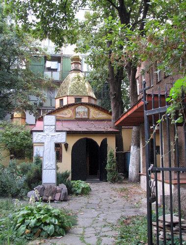 Церковь Романа Сладкопевца