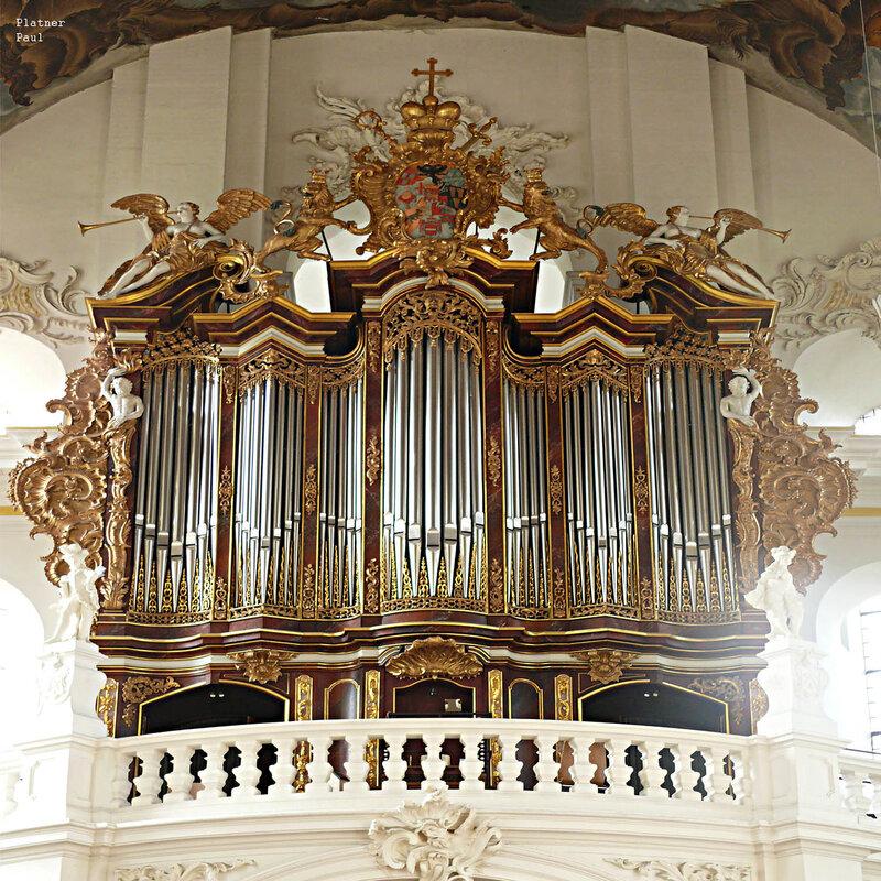 Церковь св.Паулина в Триере. Германия