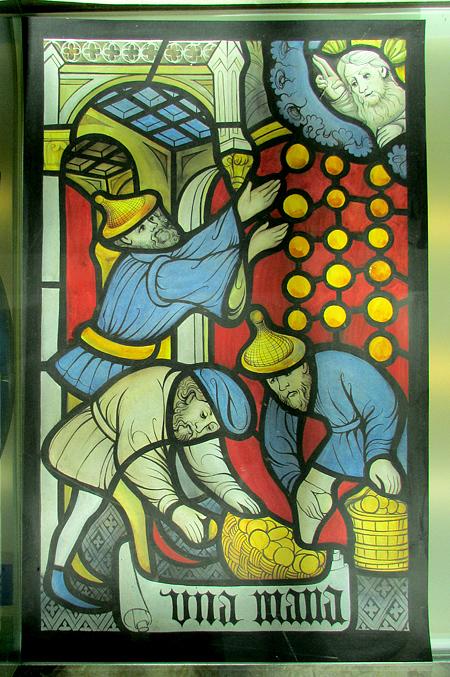 музей стекла на Елигаином