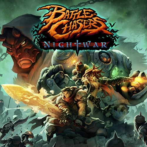 Battle Chasers: Nightwar (2017/RUS/ENG/MULTi11/RePack)