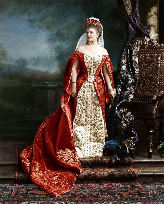 baroness-graevenitz-in-russian-court-dress-red-w.jpg