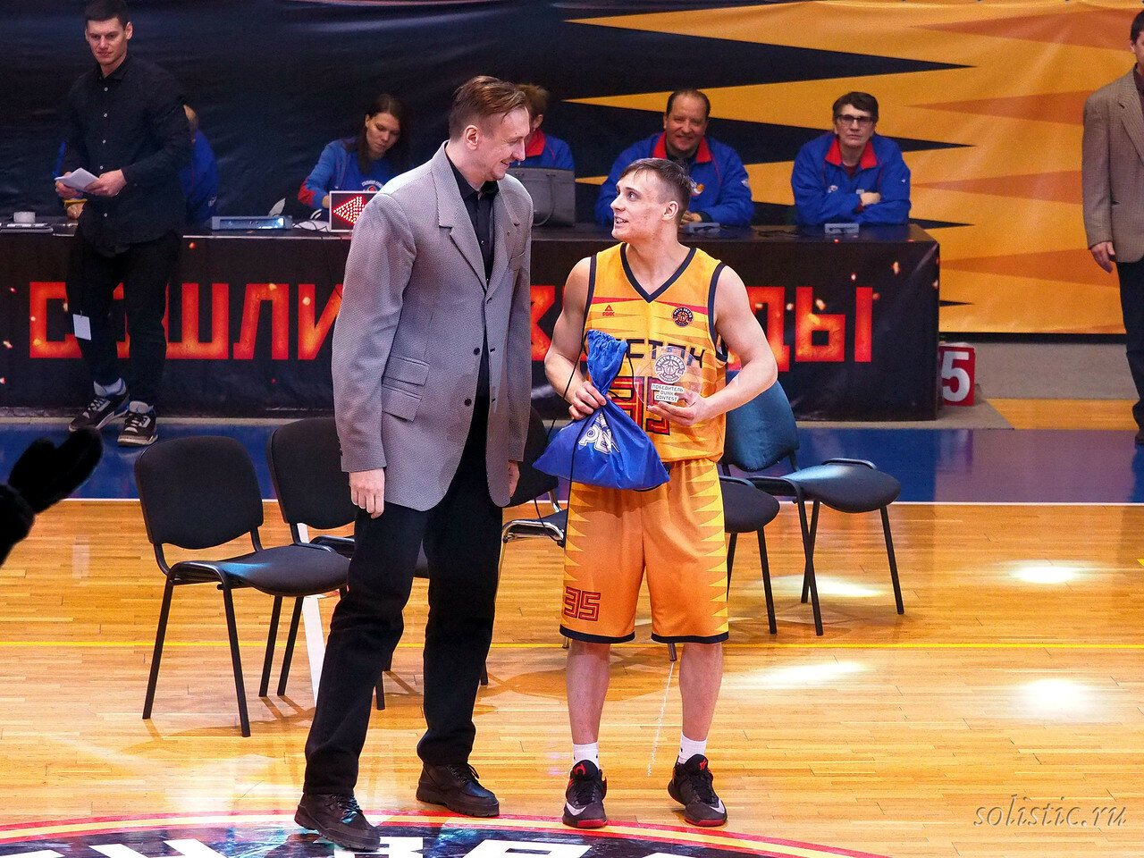 129 Матч звезд АСБ 2018 (ассоциации студенческого баскетбола)