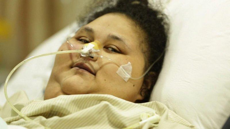 В Абу-Даби скончалась самая толстая женщина в мире