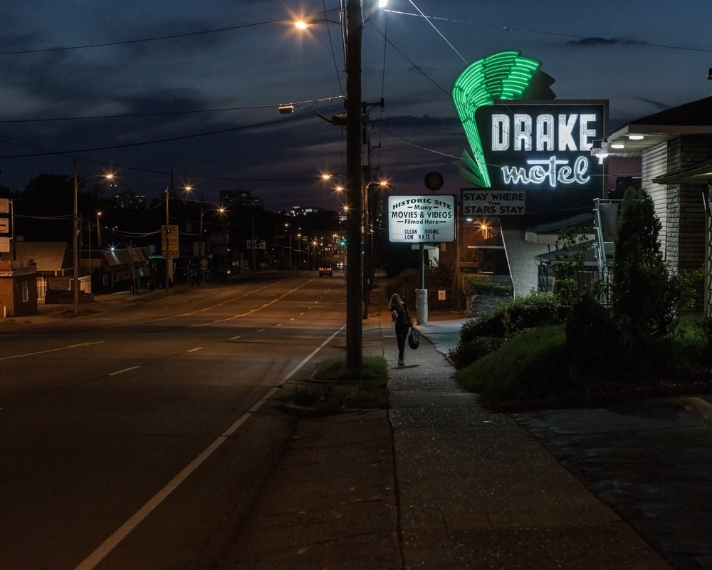 Американские маргиналы в фотопроекте «The Drake»