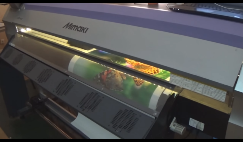 hotprint широкоформатная печать