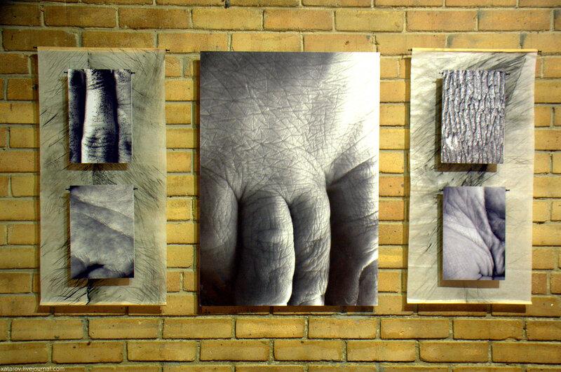 Выставочный зал союза художников России в Челябинске