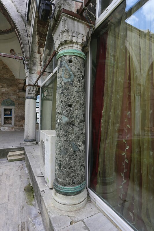 Стамбул. Мечеть Кара Ахмед-Паши (Kara Ahmet Paşa Camii)