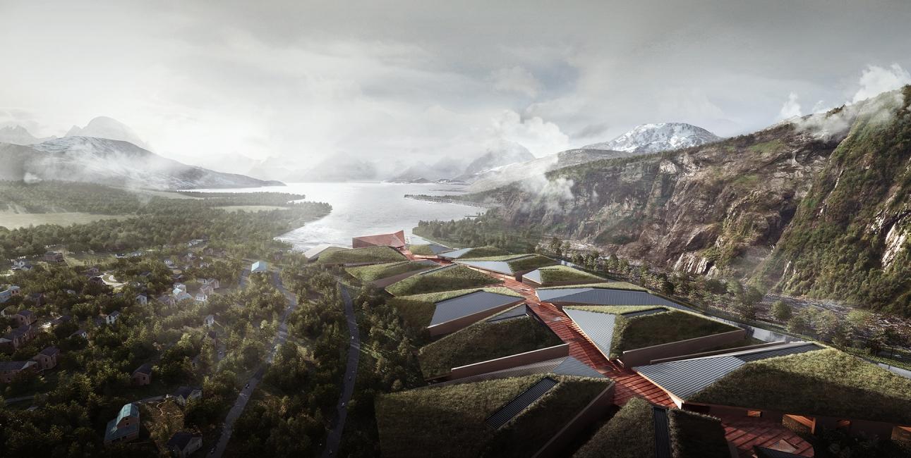 Мегапроекты современности, которые изменят облик мировой экономики (12 фото)
