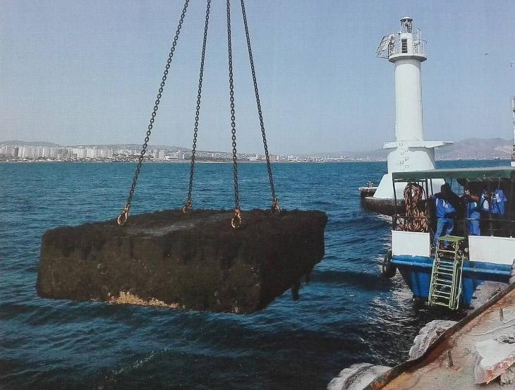 Послание со дна Черного моря: что нам сказали предки 50 лет назад (25 фото)