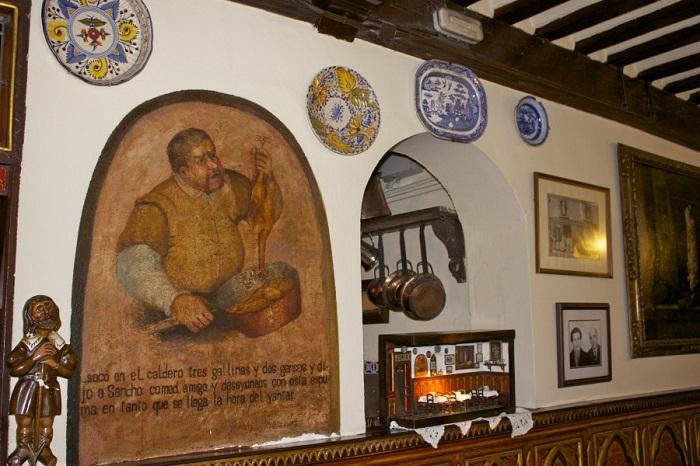 Собрино де Ботин: самый старый ресторан в Европе, который любил Хемингуэй и где в молодости подрабатывал Гойя