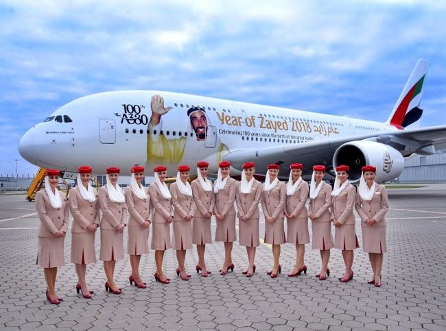 © Emirates airline?/Twitter     Авиакомпания Emirates очень серьезно относится квнешнему