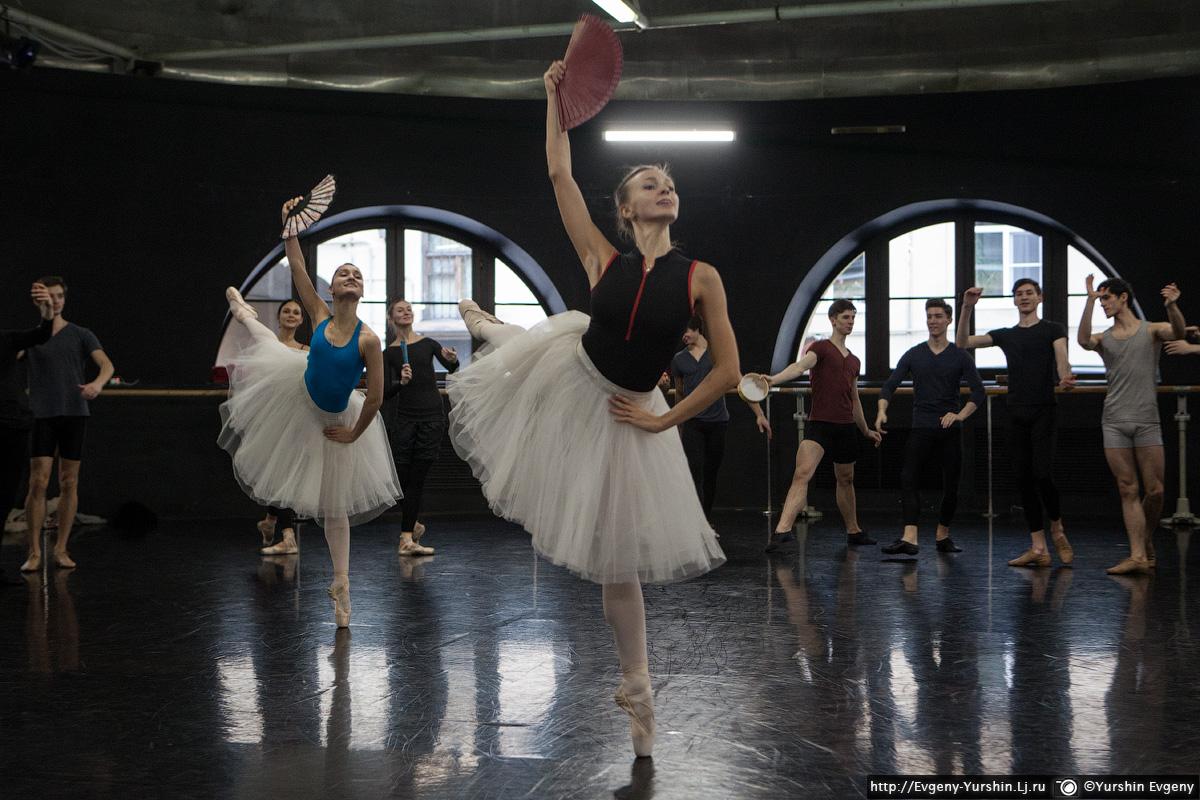 Йохан Кобборг в Петербурге поставил балет Дон Кихот