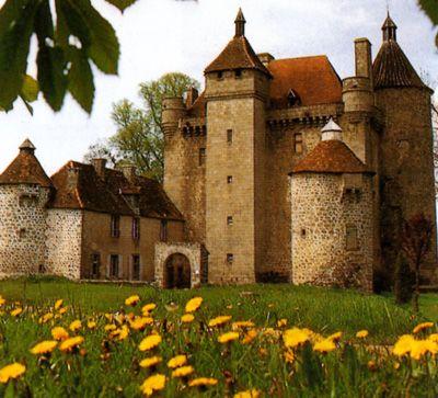 Chateau de Villemonteix, France, creuse Limousin.jpg