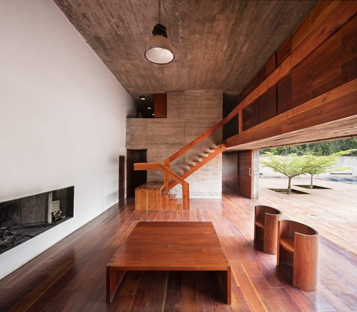 Charley's Gap House by Alberto Morell Sixto