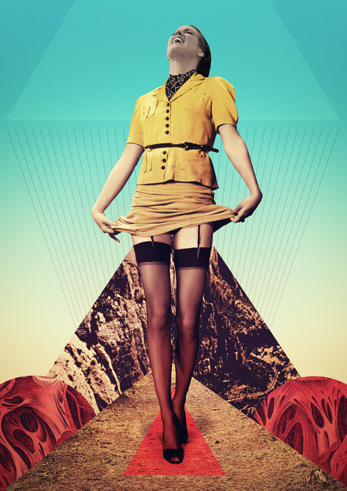 Illustrations - Collage - Julien Pacaud
