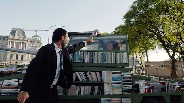 Free Books Library in a Tank