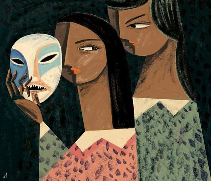 Singular Pastel Illustrations by Gosia Herba