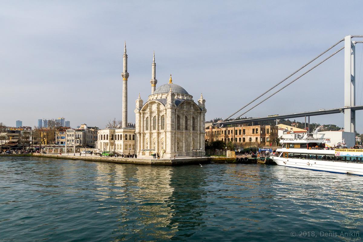 Босфорский мост фото 10