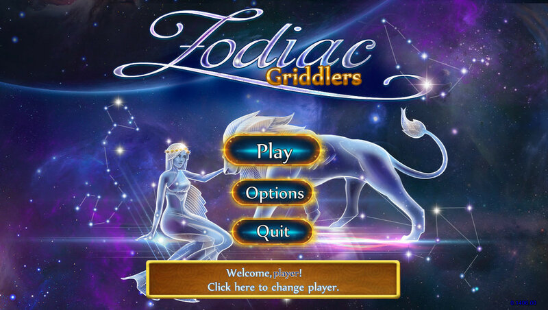 Griddlers: Zodiac