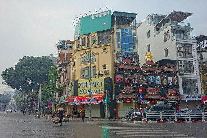 Ханой. Вьетнам