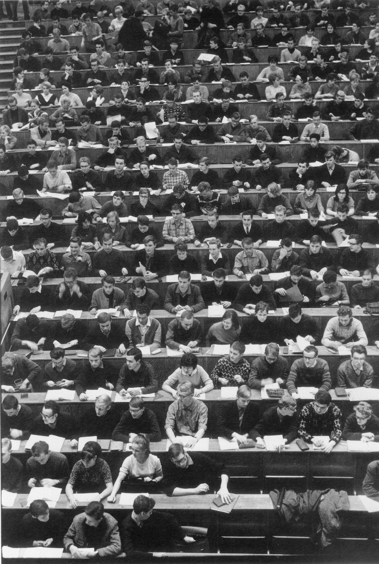 1967. Университет