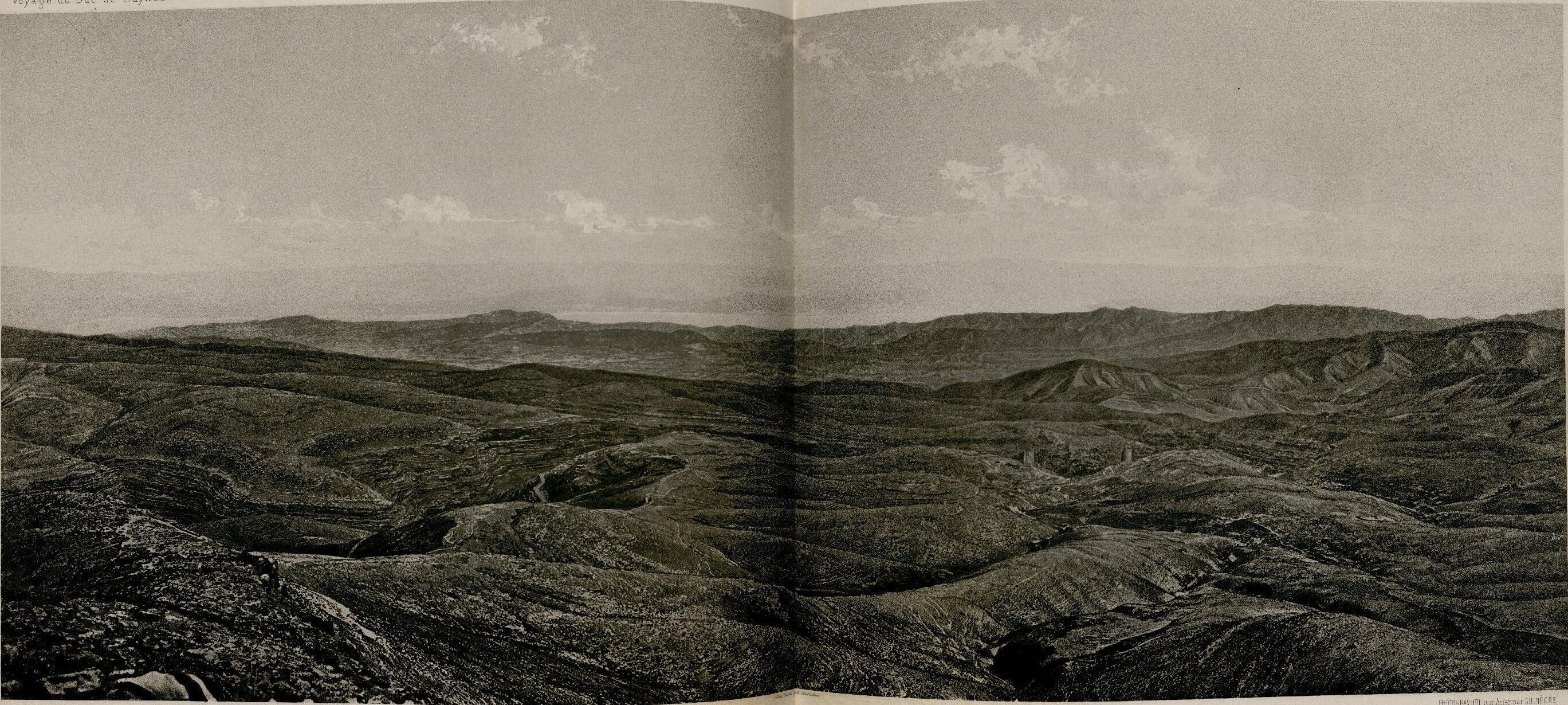 25. Панорама окрестностей Лавры Саввы Освященного