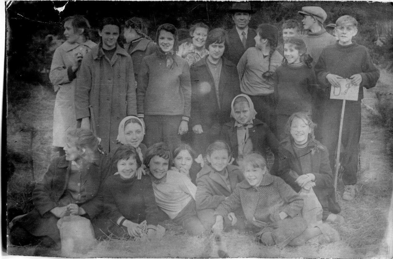 1965. Школа № 117