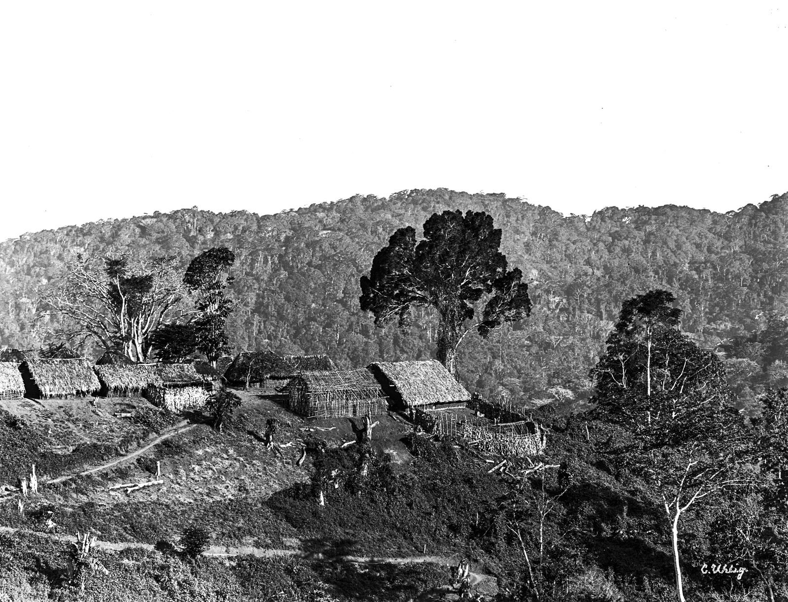 62. Дома на плато