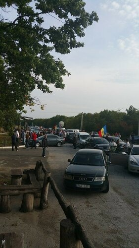 """Протестующие дали Тимофти 7 дней, затем перейдут к плану """"Б"""""""