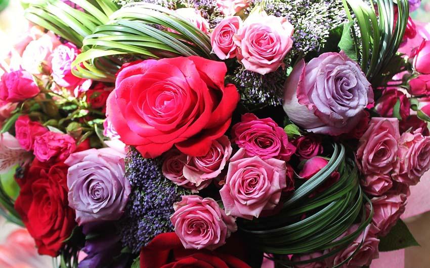 Цветы Букеты Фото Обои эксплуатационный стол