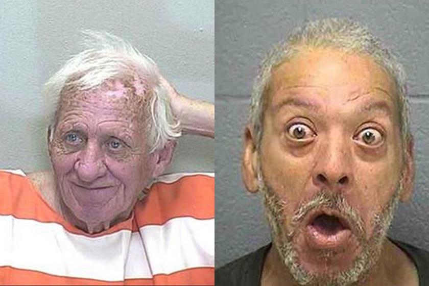 Смешные фотографии уголовников в полицейских участках 0 141b87 c773205e orig
