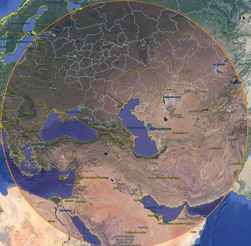 Хроники триффидов: Пока убогие строят селюковские заборы из сетки-рабицы, Россия за полторы тысячи километров произвела запуск ракет по 11 целям ИГИЛ