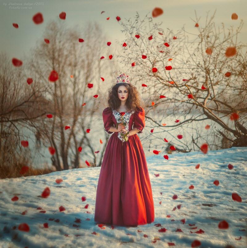 Арт фото от Галии Желновой