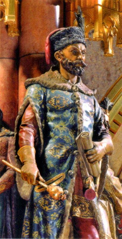 Иштван Батори (1533–1586, Король Польский и Великий Князь Литовский, Князь Трансильванский)