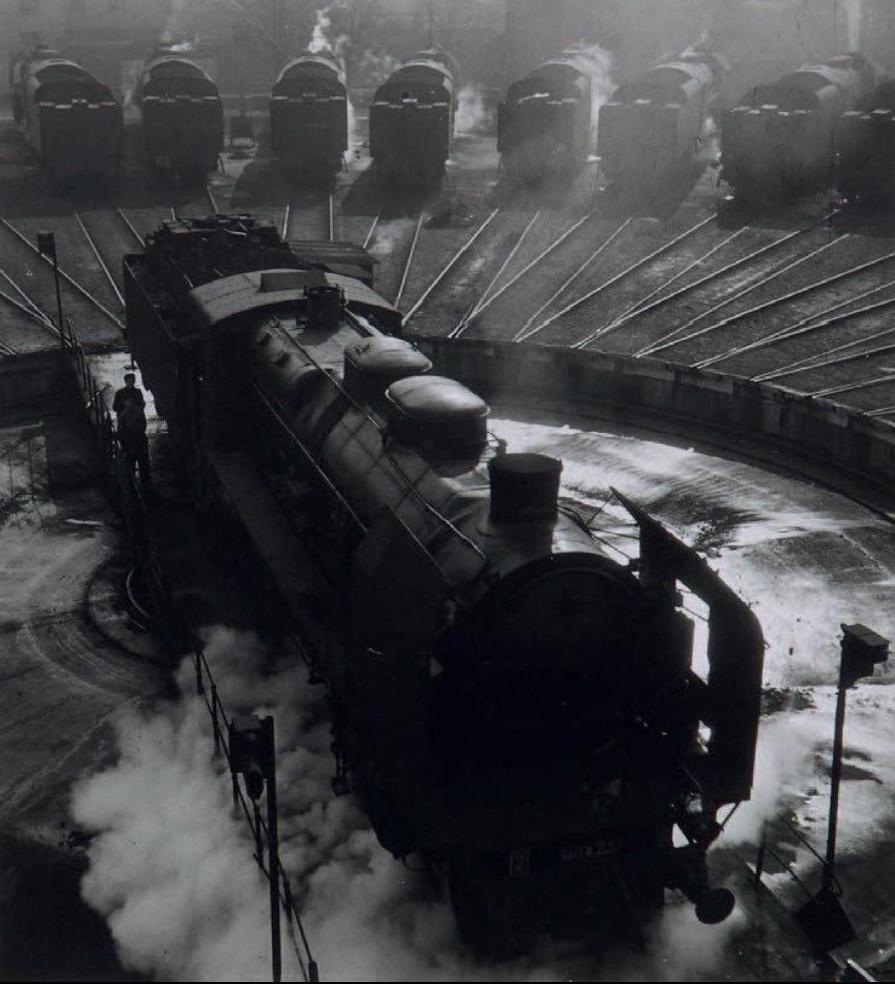 1946. Полнолуние в Бурже
