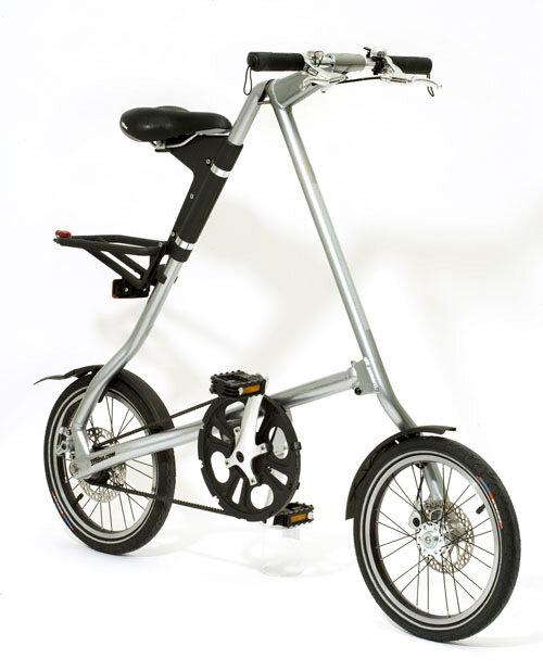 Складной велосипед STRIDA 5. 0.