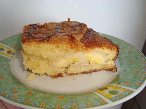 Банановый пирог от бабушки ИНЕЙС