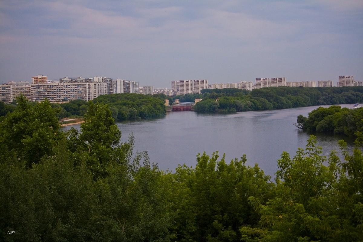Прогулка в Коломенском 2009_06_28