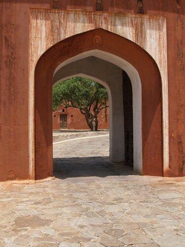 индия, джайпур, форт джайгар