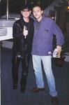 С Клаусом Майне(Klaus Meine),группа Scorpions,Ростов Н/Д,2003
