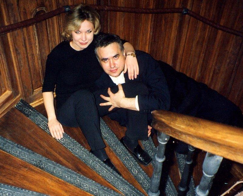 Багратион, апрель 2001